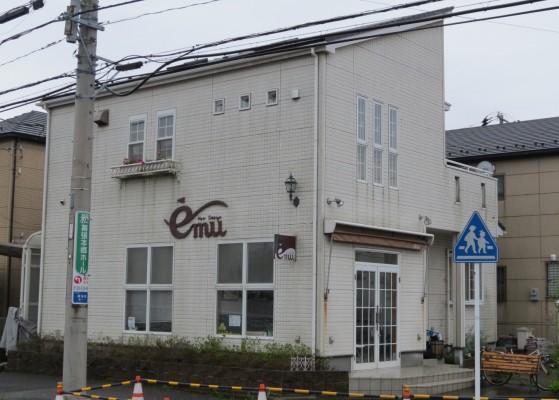 美容室E様施工事例(屋根)