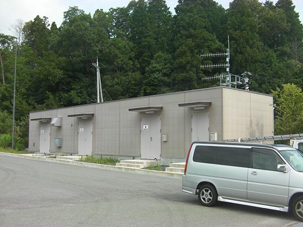 NEXCO西日本 電気室(高速道路)