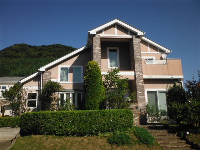 【EX-011α】福岡県S様邸 屋根遮熱塗装