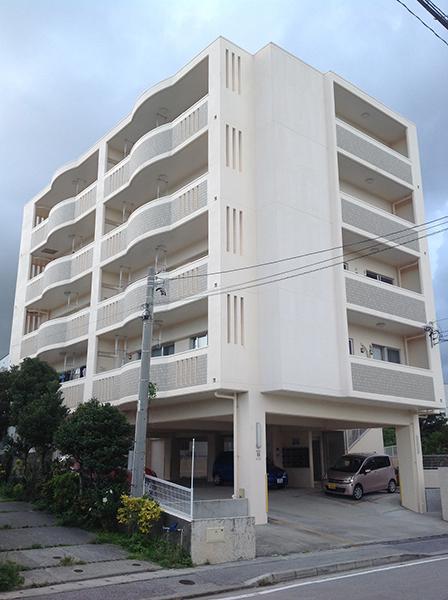 【旧EX】沖縄県サザンウインズ 外壁遮熱塗装