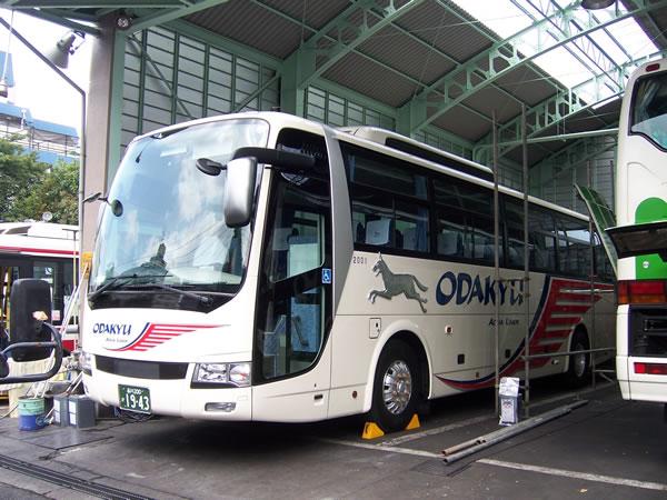 小田急バス様<高速バス>
