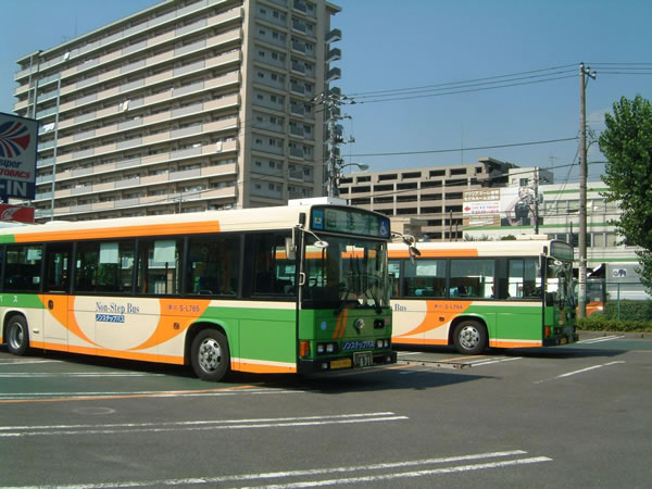 東京都営バス様