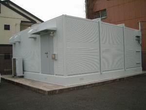通信基地局(神奈川県)