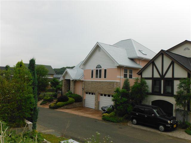 【EX-011α】福岡県F様邸 屋根遮熱塗装
