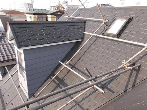 【EX-312α】神奈川県S様邸 屋根遮熱塗装