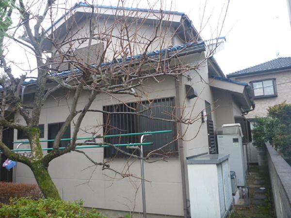 【EX-002α】埼玉県K様邸 外壁遮熱塗装