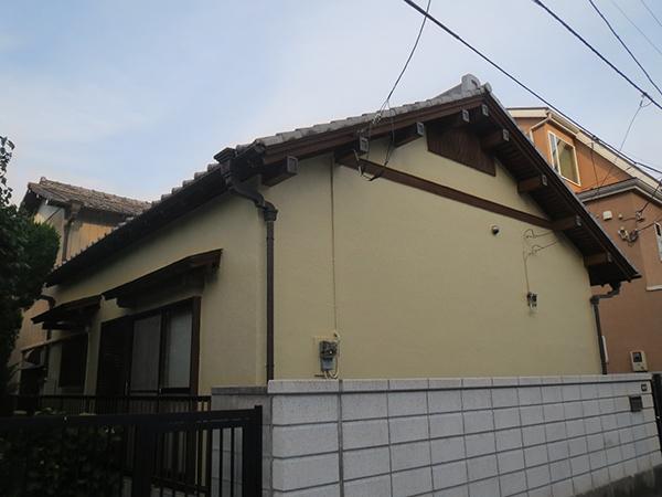 【EX-002α】埼玉県S様邸 外壁遮熱塗装