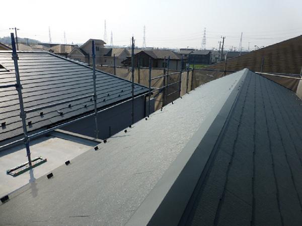 M様邸(千葉)屋根・外壁遮熱塗装工事