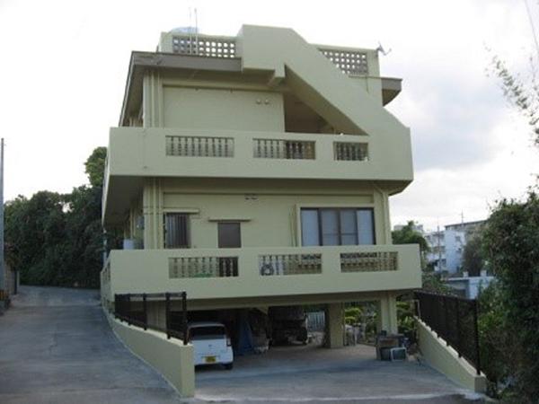 【EX-004α】沖縄県I 様邸 屋根・外壁遮熱塗装