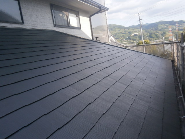 【EX-312α】和歌山県S様邸 屋根遮熱塗装