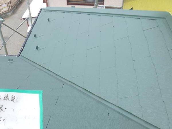 【EX-021α】千葉県H様邸 屋根遮熱塗装