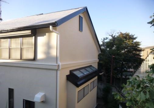 屋根:アドグリーンコートEX-007α/壁面:アドグリーンコートEX-001α 施工事例