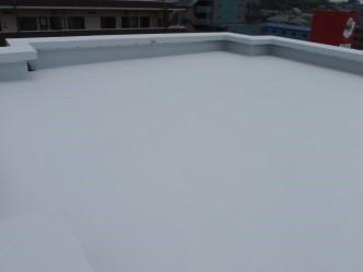 Tビル屋上塗装 アドグリーンコートEX 施工事例