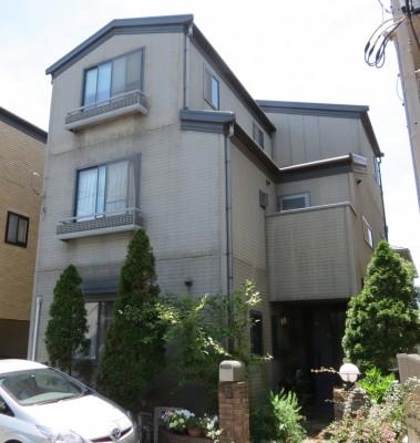 【EX-008α】千葉県K様邸 屋根遮熱塗装