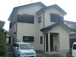 一般住宅 アドグリーンコートEX-008α施工事例