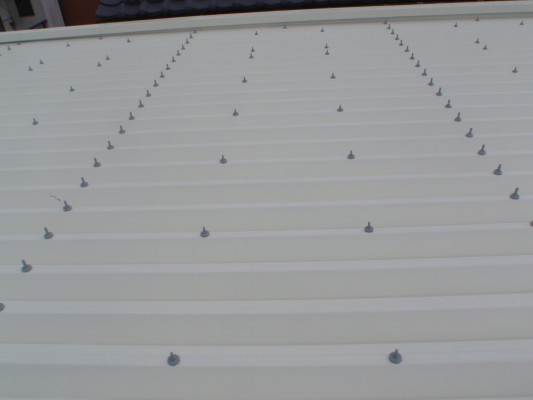 【GL060】岐阜県U様邸 屋根遮熱塗装