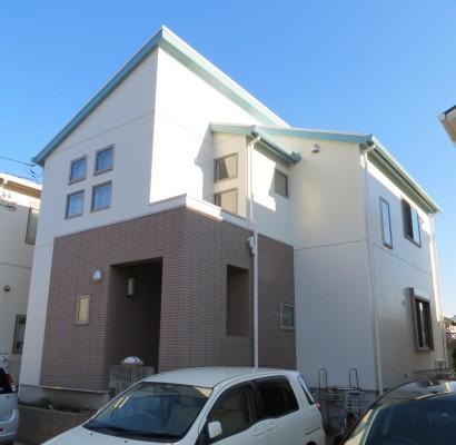 【EX-008α】千葉県W様邸 屋根遮熱塗装
