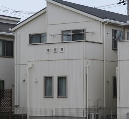 W様邸施工事例(屋根)